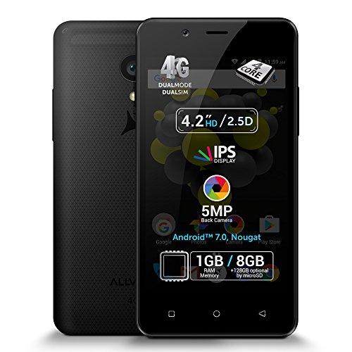 Allview P4 PRO 4G Dual Mode – schwarz