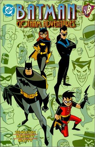 Batman Gotham Adventures - Batman: The Gotham Adventures