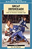 Great Defencemen, Jim Barber, 1554390834