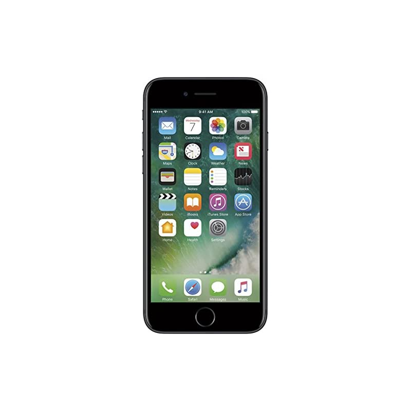 Apple iPhone 7 , AT&T, 128GB - Black (Re