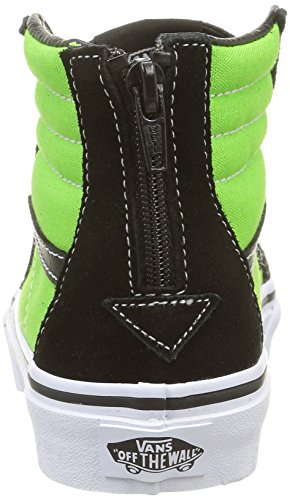 Zip Sneakers Hi Green Green Top Slim Sk8 Black Vans Flash gqEn4wpxFT