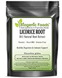 Licorice Root - 10:1 Natural Root Powder Extract (Glycyrrhiza glabra), 5 kg