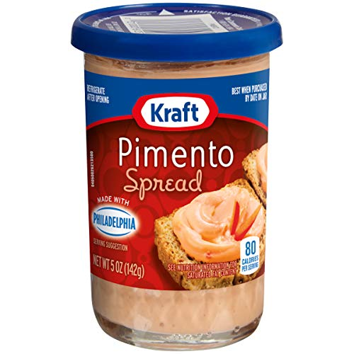 (Kraft Pimento Spread, 5 oz Jar)