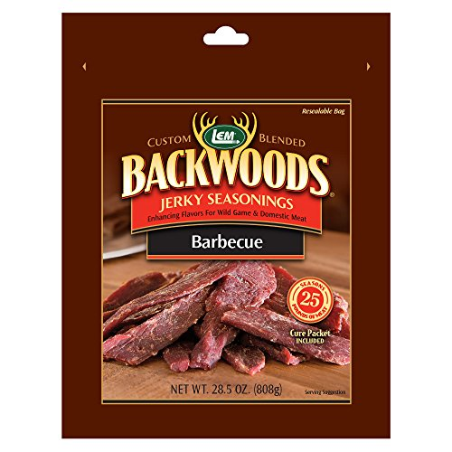 LEM Backwoods Barbecue Seasoning with Cure Packet