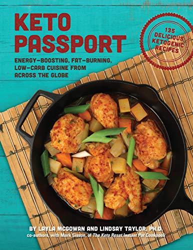 Keto Passport by Layla McGowan, Lindsay Taylor