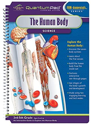 Amazon.com: Quantum Pad Learning System: The Human Body Interactive ...