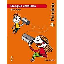 Llengua catalana. 4 Primària. Construïm
