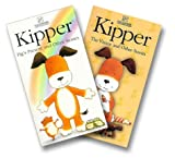 Kipper - The Visitor and Pig's Present Double Bill [VHS]