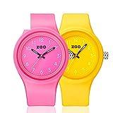 QING KDSAJ Luminous waterproof watch/Korean version of the simple matching watches-N