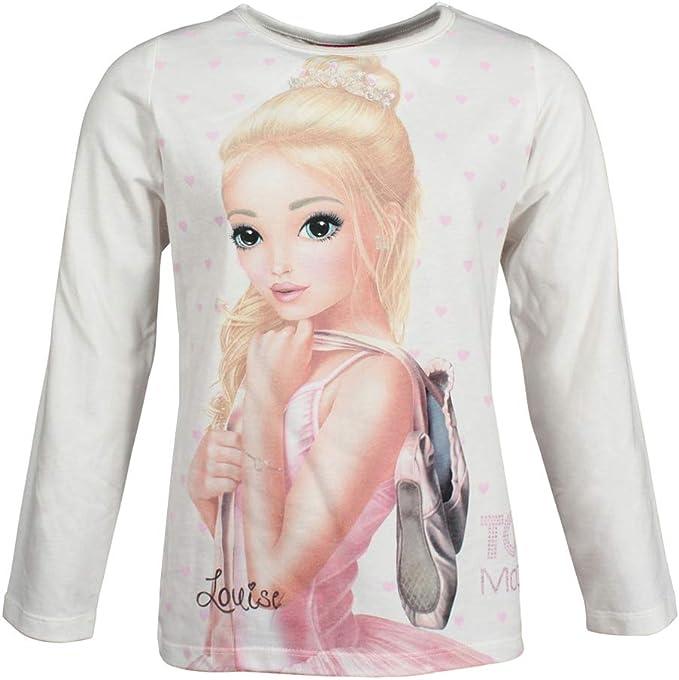 TopModel Ragazza T-Shirt Rosa