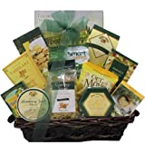 GreatArrivals Gift Baskets Get Well Gift Basket, Wishing You a Speedy Recovery, 5 Pound