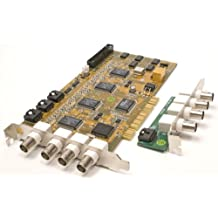 Q-See QSPDVR16 16 Channel Digital Video Recorder PCI Card