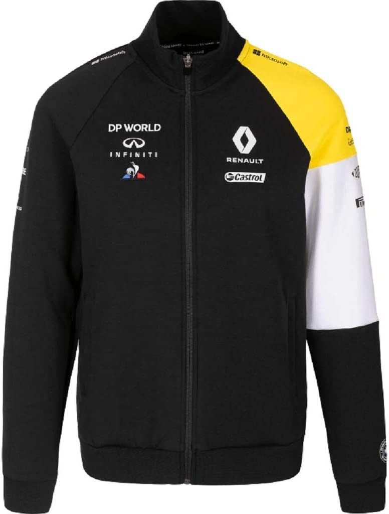 Renault F1 Womens 2020 Team Sweatshirt Black
