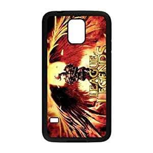 Plastic Durable Cover Tirv League Of Legends For Samsung Galaxy S5 I9600 Cases Cell phone Case