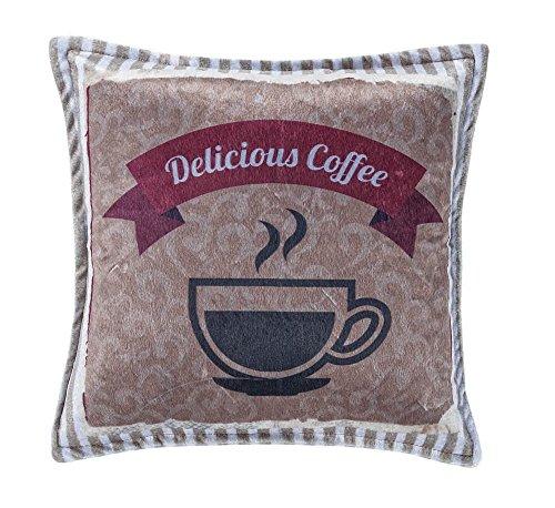 Capa De Almofada Quadrada Coffee01