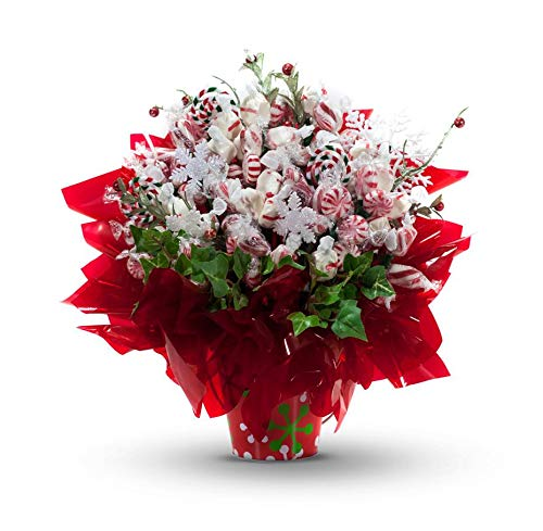 UWS Frosty Delight Candy Bouquet, Large