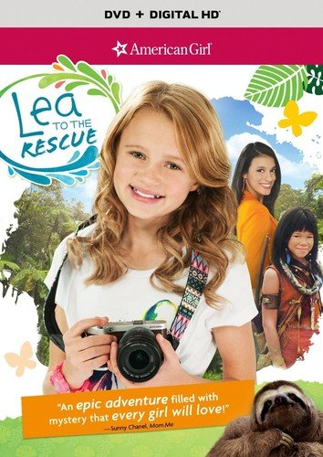 American Girl: Lea to the Rescue (DVD + Digital ()