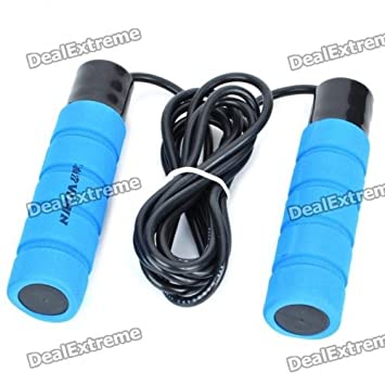 Amazon.com: NINJA Weighted Exercise Skipping Jumping Rope ...