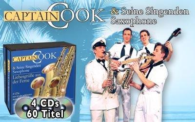 Liebesgrüße aus der Ferne - Captain Cook & Seine Singenden