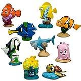 Disney Finding Nemo Figurine Play Set - 9-Pc (200656)