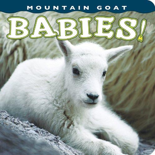 Read Online Mountain Goat Babies! (Babies! (Farcountry Press)) pdf