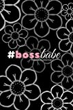 #bossbabe business planner (black): a 6-month #biz planner for the #fempreneur