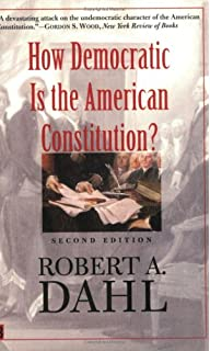 How Democratic Is The American Consution Second Edition
