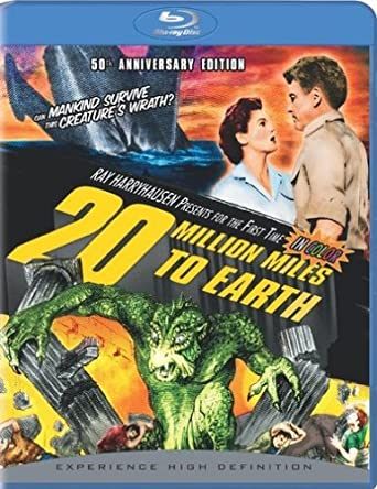 20 million miles to earth 50th anniversary edition