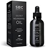Rosehip Oil Korean Skincare Nourishing Face Oil by Secret Beauty Club with Jojoba, Rosehip & Argan Oils, Vitamin C & Vitamin E