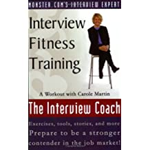 Interview Fitness Training, A Workout with Carole Martin, The Interview Coach
