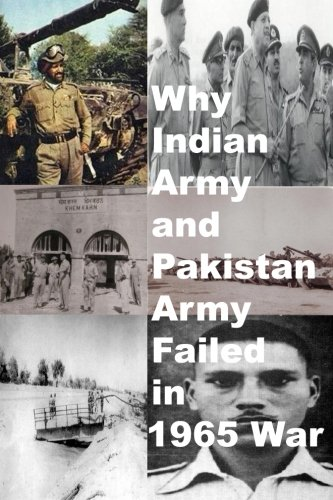 Why Indian Army and Pakistan Army Failed in 1965 War
