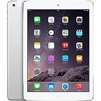 Apple iPad Air 2 9.7 Cellular + WiFi 64GB Tablet - White & Silver - MH2N2LL/A