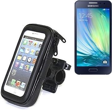 K-S-Trade Montaje de la Bici para Samsung Galaxy A3, Montaje del ...