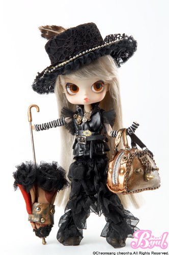"Pullip Dolls Byul Steampunk Rhiannon 10"" Fashion Doll Accessory 4"