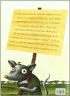 Yo voto por mí: La campaña electoral de los animales Rosa y manzana: Amazon.es: Baltscheit, Martin, Shwarz, Christine, Rodríguez López, Lorenzo: Libros