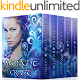 Midnight Craft: 5 Paranormal Novels of Magic, Gods, Sidhe, & More