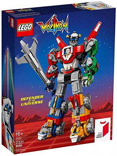 [해외] 레고 (LEGO) 아이디어 볼트 론 VOLTRON 21311