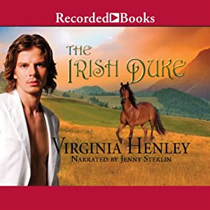 The Irish Duke Audiobook