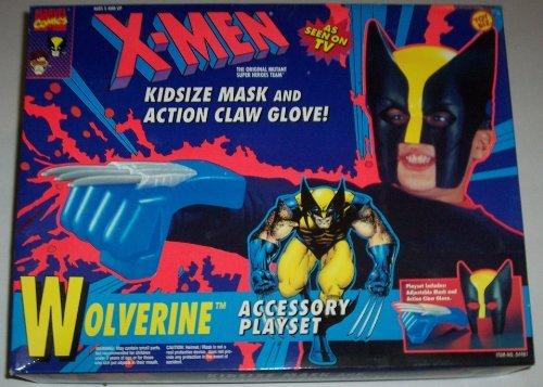 Marvel Comics X-men Wolverine Accessory Playset