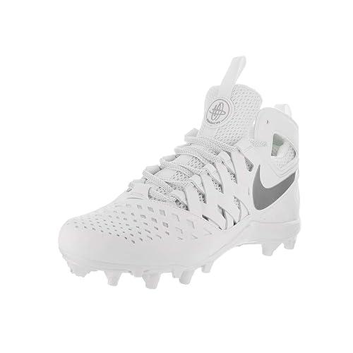 Espressione Perla Ordinato  Nike Huarache V LAX Mens Lacrosse Cleats, White/Metallic Silver, Size 11:  Amazon.in: Shoes & Handbags