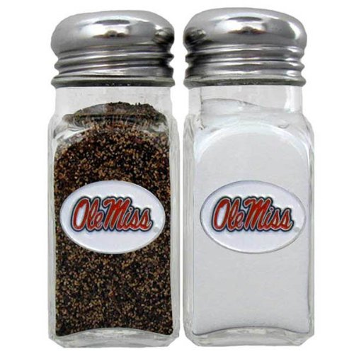 (NCAA Ole Miss Rebels Salt & Pepper)