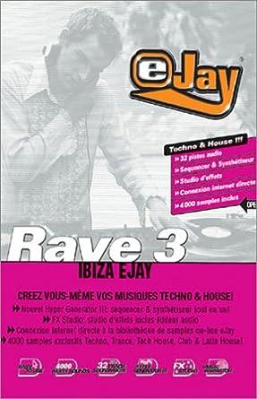 rave 3 ibiza ejay