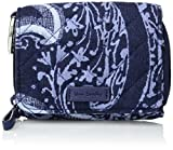 Vera Bradley Iconic RFID Card Case, Signature Cotton, Indio