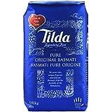 Tilda Pure Basmati Rice, 4-Pound Units (Pack of 2)
