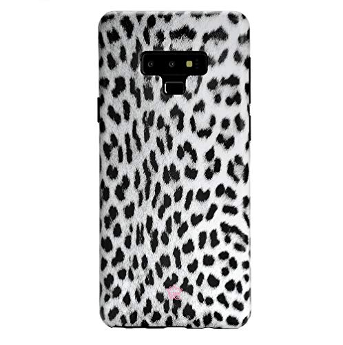 (Leopard Galaxy Note 9 Case Cheetah - Cute Premium Protective Phone Cases for Girls Women [Drop Test Certified Cover for Samsung Galaxy Note 9] )