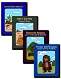 Social Skills in Pictures, Stories, and Songs, Additional Set of 40 Coloring Books