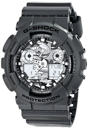 G Shock GA100CF 8A Special Models Luxury
