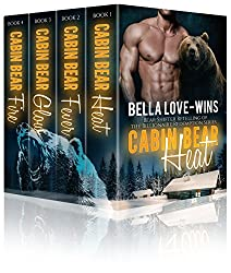 Cabin Bear Heat Box Set: A Paranormal Fantasy Bear Shifter Romance (A Bear Shifter Romance Retelling of the Billionaire Redemption Series Book 2)