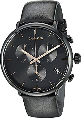 Calvin Klein Mens High Noon Watch - K8M274CB