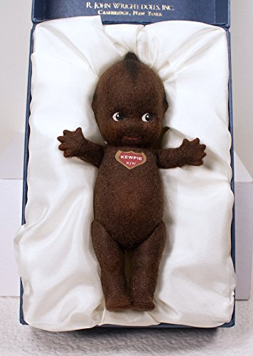 R John Wright Hottentot Kewpie 6 inches Felt - Pristine for sale  Delivered anywhere in USA